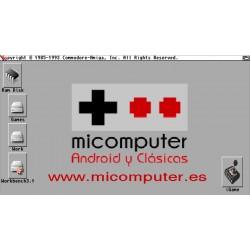 Amiga Hard Disk