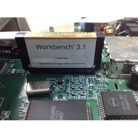 Disco Duro SSD 16 GB Amiga 1200