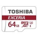 Tarjeta memoria microSDXC 64 GB Clase 10