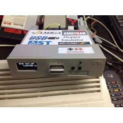 Emulador USB Gotek. Amiga, Atari, Amstrad, Spectrum +3