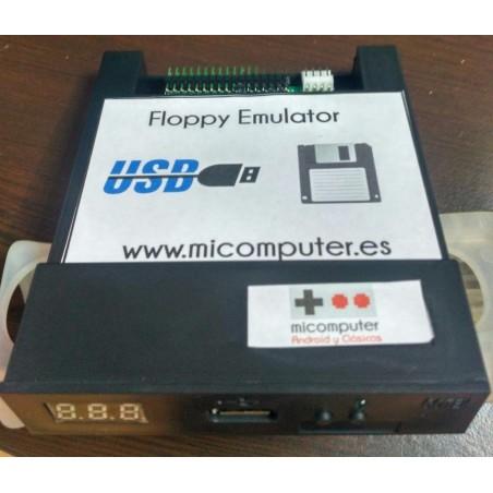 Emulador USB disquetera Gotek
