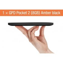GPD Pocket 2 Amber Black