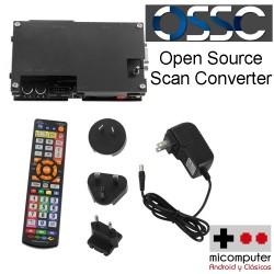 OSSC Open Source Scan Converter