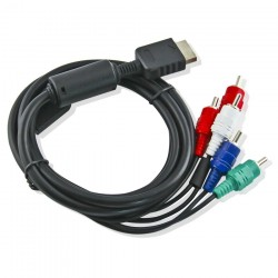 Cable Video PlayStation PS1, PS2, PS3