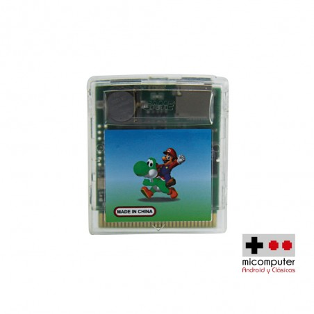 Everdrive Game Boy, Game Boy Color