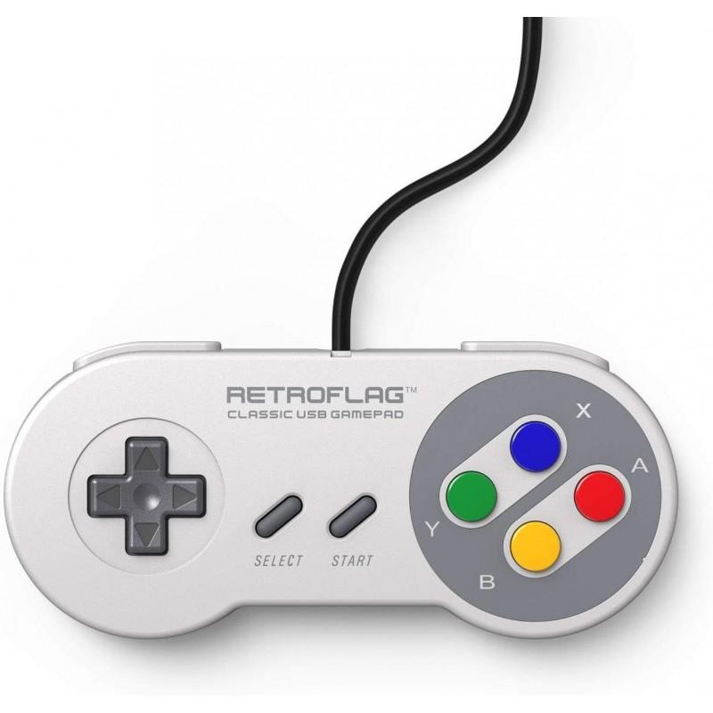 USB Pad, Super Nintendo style