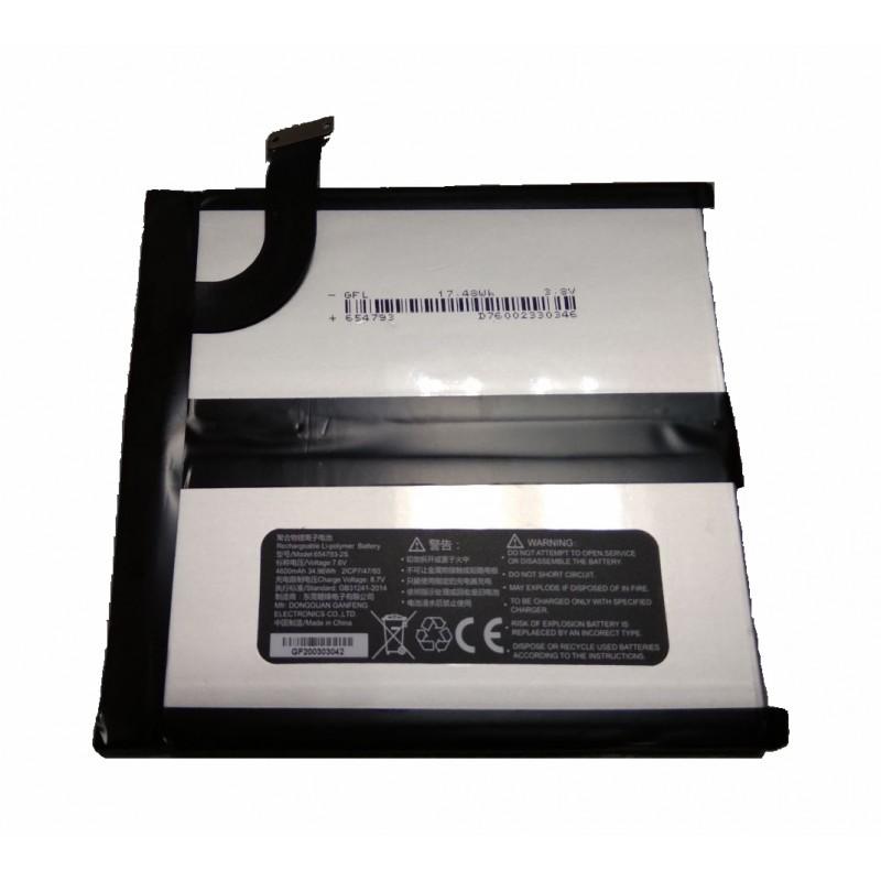 GPD P2 Max Battery