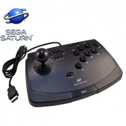 Sega Saturn Virtua Fighting Stick