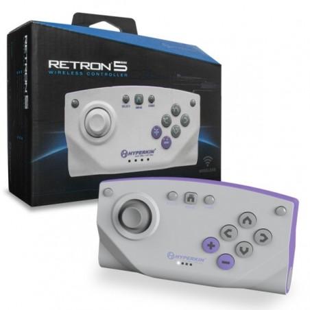 Retron 5 Gray Wireless Controller