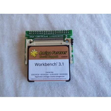 4GB Microdrive Amiga 1200