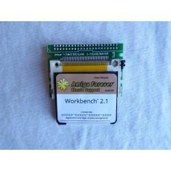 Disco Duro 4GB Amiga 1200 Workbench 3.1. 1500 Juegos