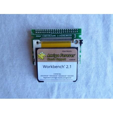 Microdrive 4GB Amiga 600, 1500 Juegos