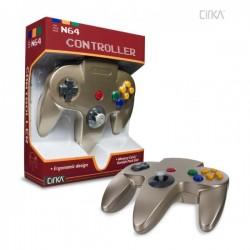 Mando Pad Nintendo 64 Amarillo