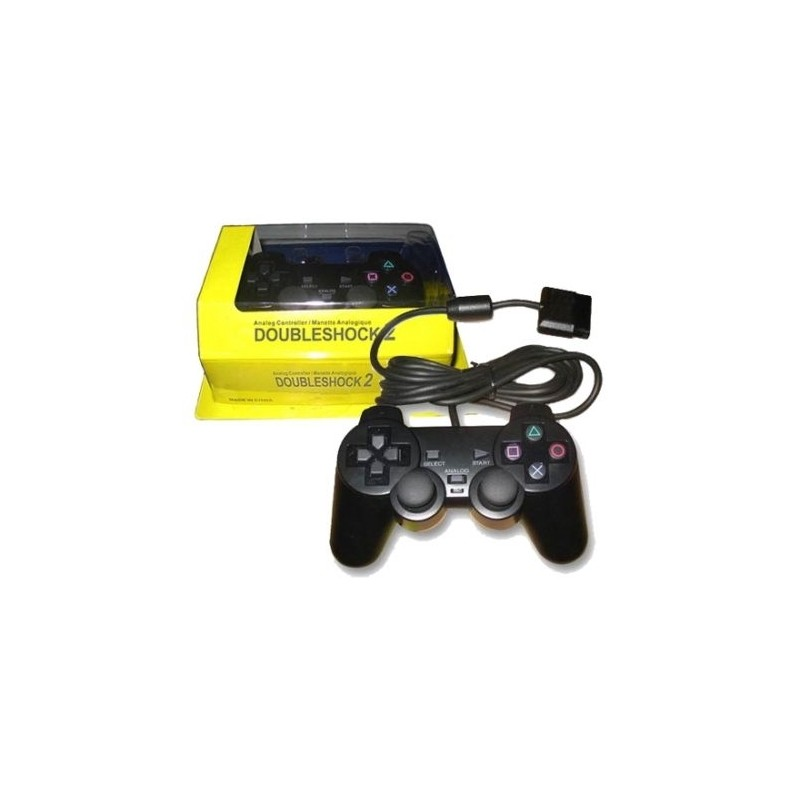 Mando Pad Nintendo 64 Dorado