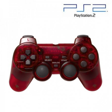 Mando Pad PlayStation Rojo