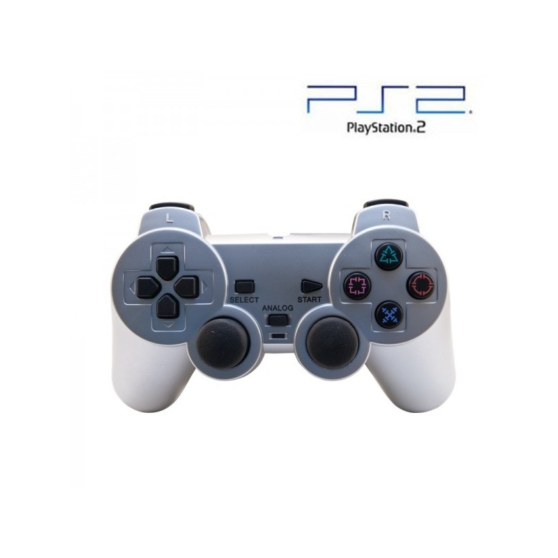 Mando Pad PlayStation Rojo