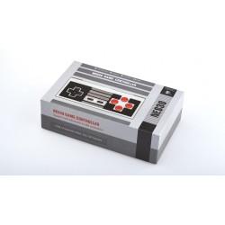 Mando Pad tipo Nintendo Bluetooth 8bitdo NES30 para PC o Mac