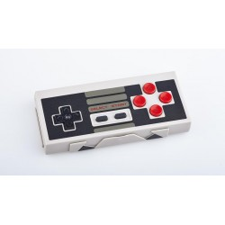 Bluetooth PC Mac controller 8bitdo NES30, Nintendo NES, Famicon, clone