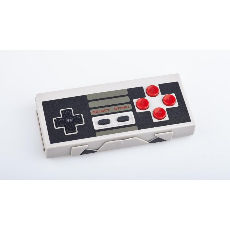 Bluetooth PC Mac controller 8bitdo NES30, Nintendo NES, Famicon, clone