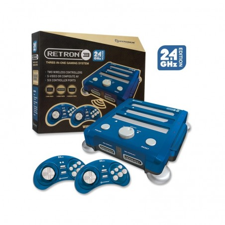 Consola RetroN 3 Azul