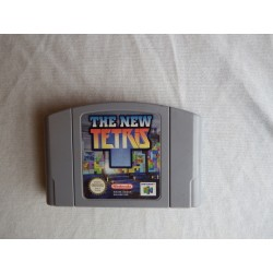 New Tetris N64