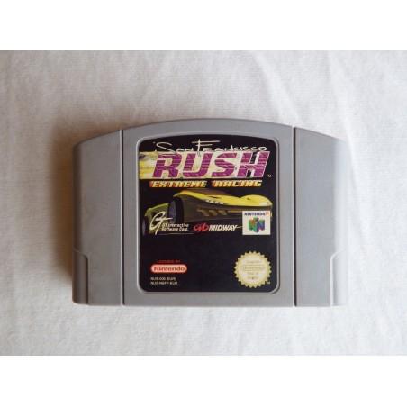 San Francisco Rush N64