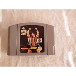 WWF War Zone N64