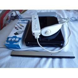 Nintendo Wii Negra