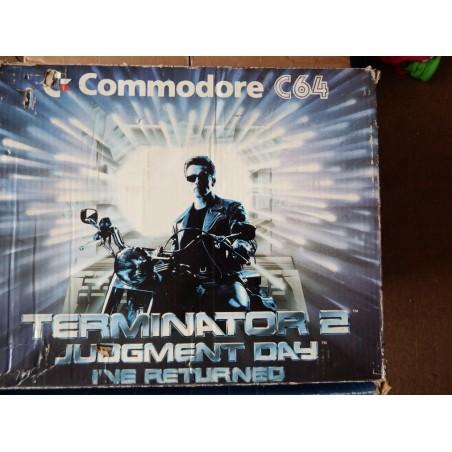 Commodore 64 C Edición Terminator 2