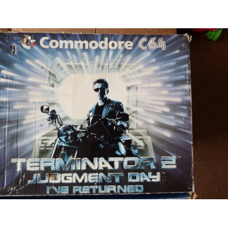 Commodore 64 C Terminator 2 Edition