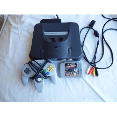 Pack Nintendo 64