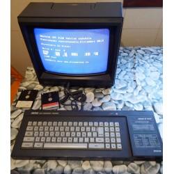 Amstrad CPC6128, monitor color