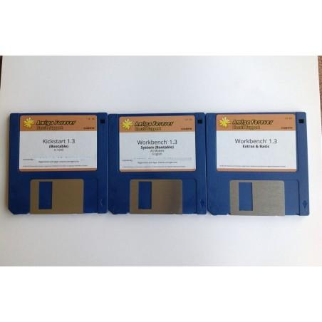 Workbench 1.3 (Amiga 1000)