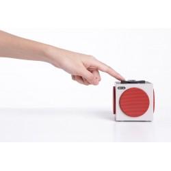 Retro Cube Speaker