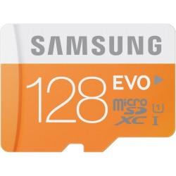 Tarjeta memoria microSDXC 128 GB Clase 10