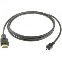 Cabe microHDMI a HDMI